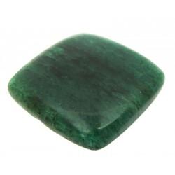 Square 23x23mm Green Aventurine Cabochon 09